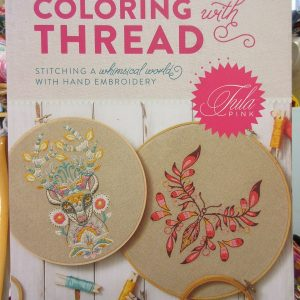 Colouring with Thread