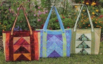 June Tailor Quilt As You Go – Tori Tote Bag (JT-1495)