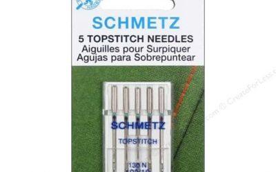 Schmetz Top Stitch Needles 100/16