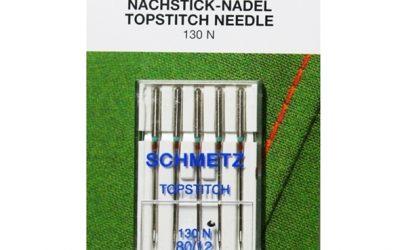 Schmetz Top Stitch Needles 80/12