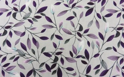 Amethyst Garden by Clothworks – Y2786-5 Light Gray (2564)