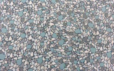 Amethyst Garden by Clothworks – Y2788-103 Light Teal (2568)