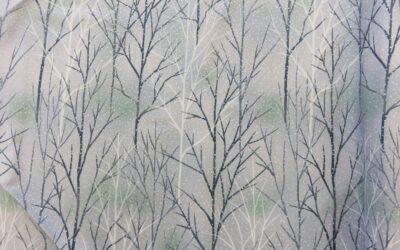 A Walk on The Path by Robert Kaufmann – Mist Metallic (2586)